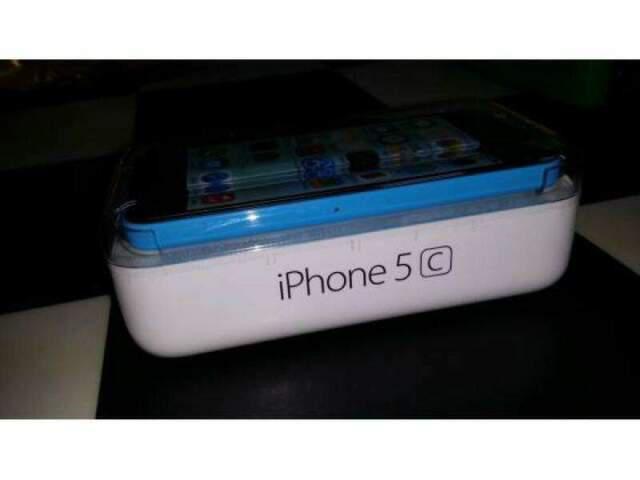 Iphone 5c blu 16gb