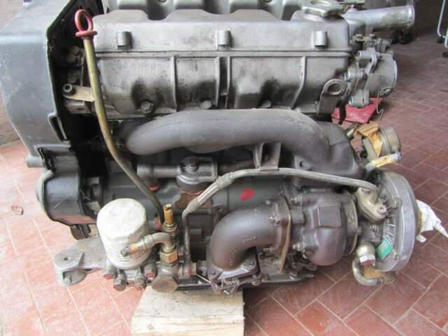 Motore lancia delta