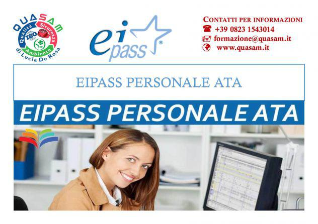 Eipass personale ata