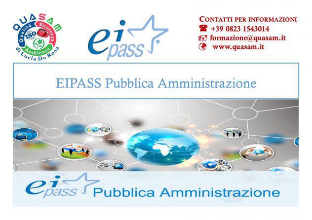 Eipass pubblica amministrazione