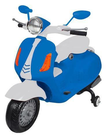 Scooter elettrico per bambini 6v kidfun classic