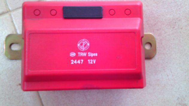 Centralina elettronica allarme alfa 164 super 60605909