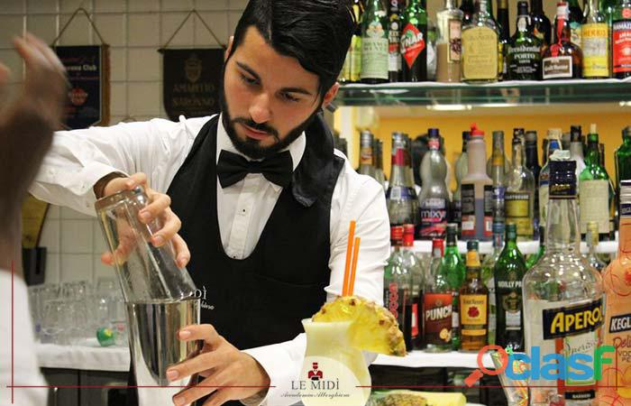Corso per Barman/Cameriere professionista
