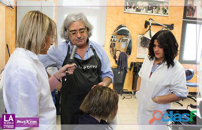 Corso per Parrucchiere Professionale