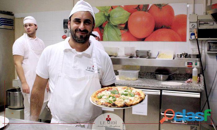 Corso per pizzaiolo professionale