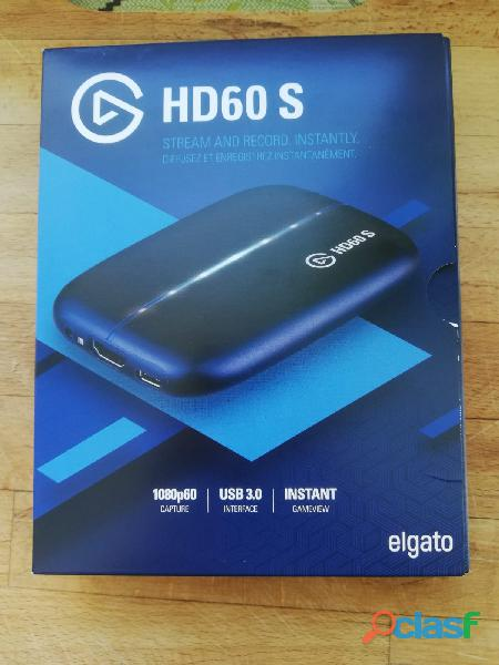 Vendo Elgato HD 60 S
