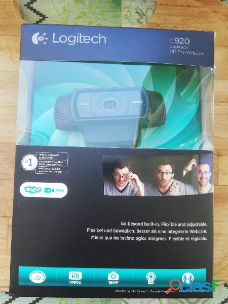 Vendo Logitech c920 HD