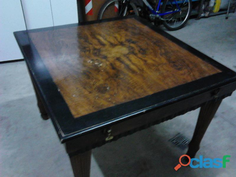 Tavolo Quadrato Antico Allungabile.Tavolo Antico Allungabile Offertes Marzo Clasf