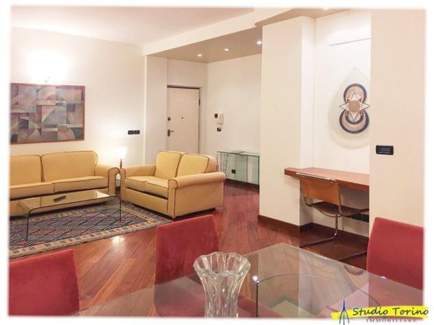 Appartamento di 130 m² con 4 locali in affitto a torino