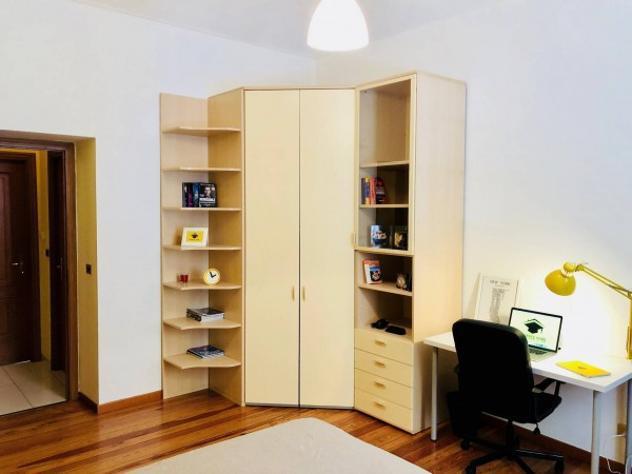 Appartamento di 20 m² con 4 locali in affitto a torino