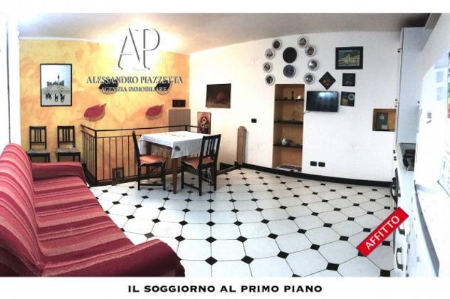 Appartamento di 40 m² con 2 locali in affitto a lavagna