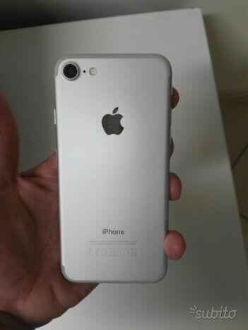 Apple iphone 7 128gb top garanzia 12 mesi