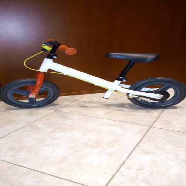 Bicicletta bimbo/a senza pedali