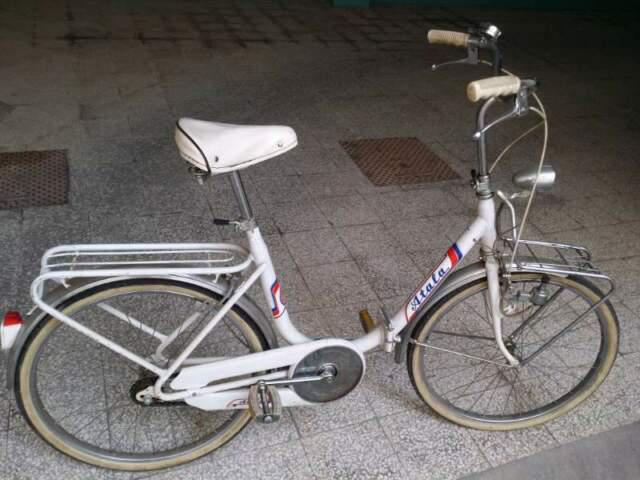 Bicicletta pieghevole atala 24
