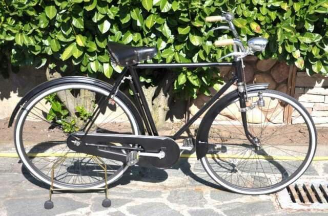 Bicicletta uomo umberto dei anni 70