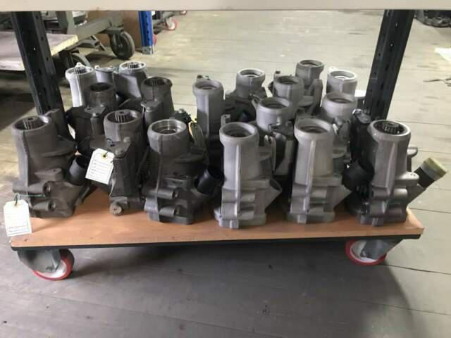 Carcassa riduttore pompa alta pressione man 51385075020