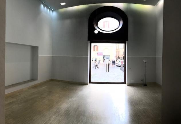 Centro storico - negozio 5 locali € 0 na501