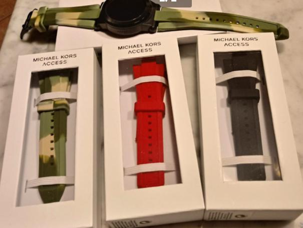 Cinturini smartwatch michael kors