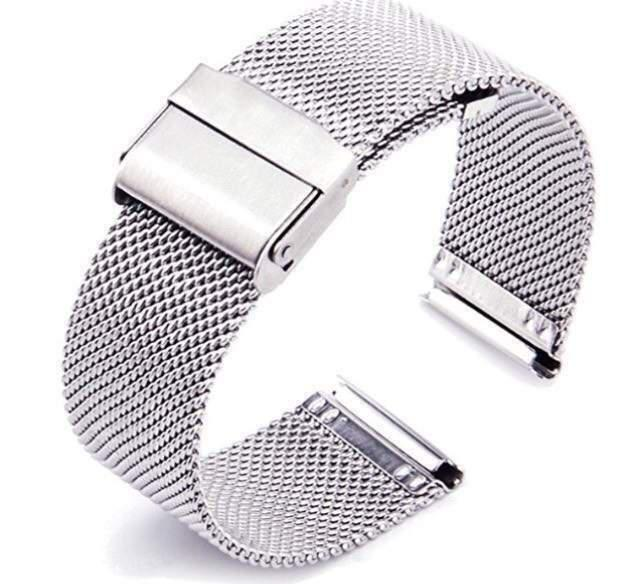 Cinturino in acciaio per orologio in maglia shark 20mm