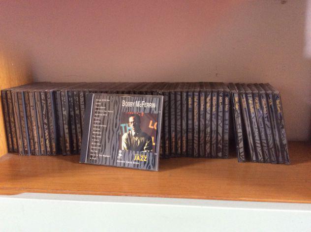 Collezione cd musica jazz
