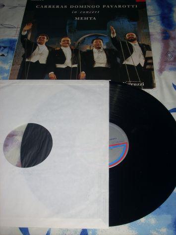 Dischi musica classica 33 giri in vinile, con copertina