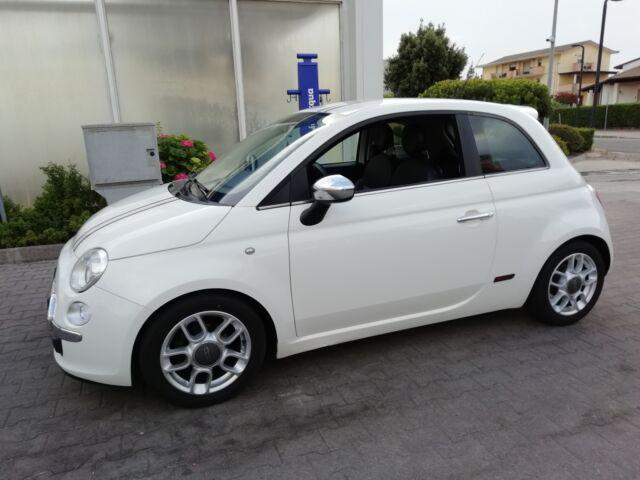 Fiat 500 1.3 mjet diesel sport
