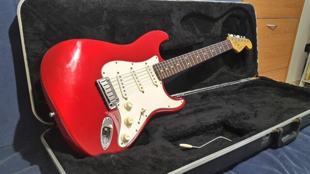Fender stratocaster strato usa 1991 vendo/permuto deluxe