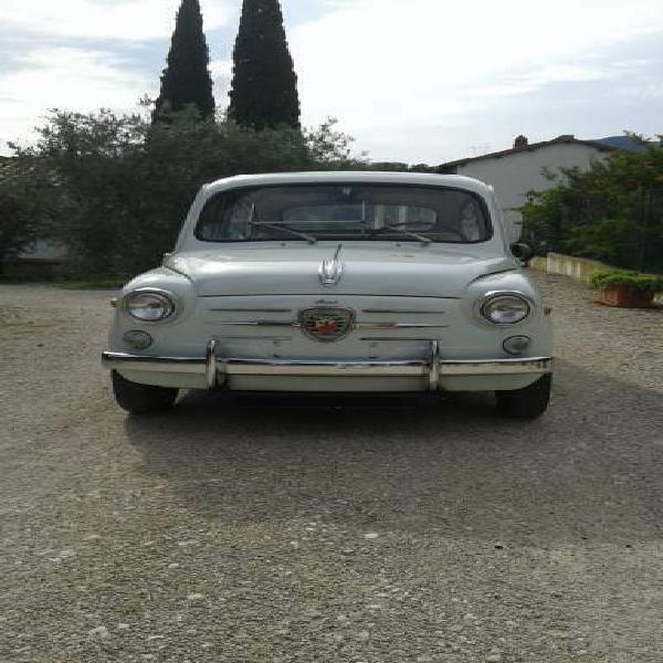 Fiat Abarth 850 TC anno 1963