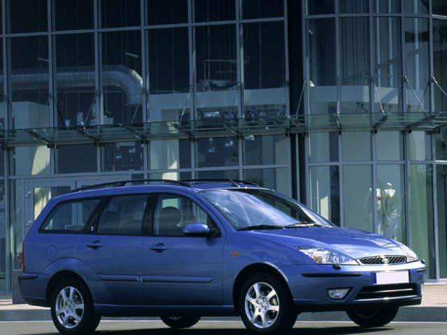 Ford Focus 1.8 TDCi (115CV) cat SW Ghia