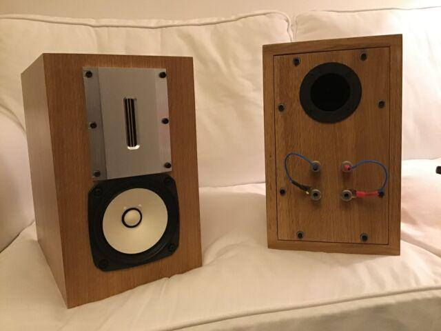 Fostex fe 126 en + tweeter hivi research kit