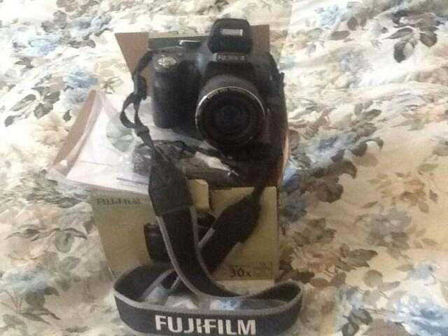 Fotocamera fujifilm sl300