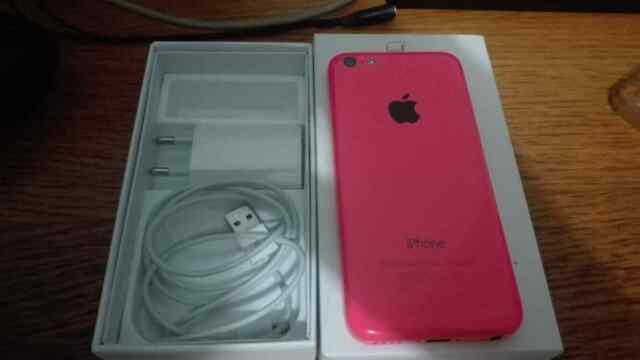 Iphone 5s 16gb pink + accessori