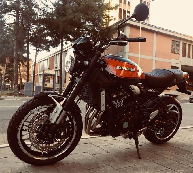Kawasaki z 900 rs (2018 - 19) nuova a arezzo