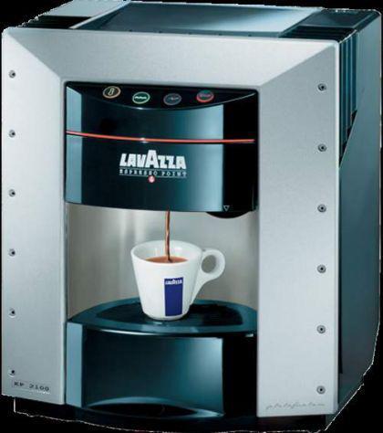 Macchina caffè lavazza ep2100 perfetta