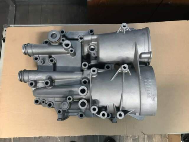 Modulo raffreddamento olio motori man d2066 / d2676