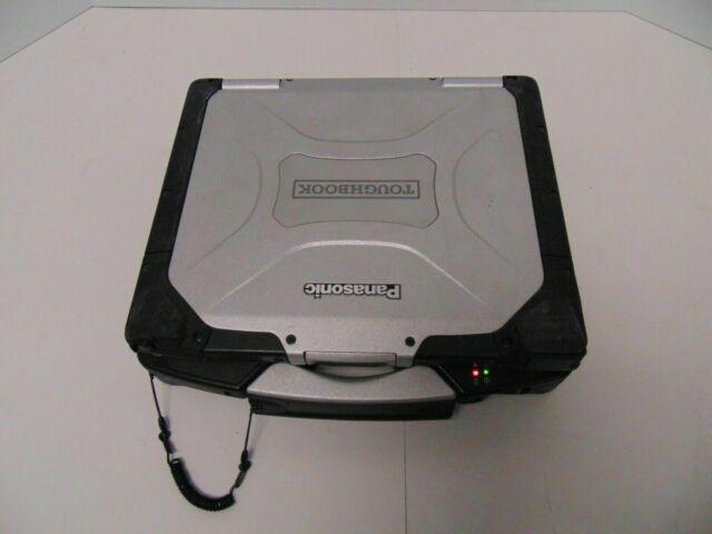 Panasonic cf-30 mk3 con 120gb