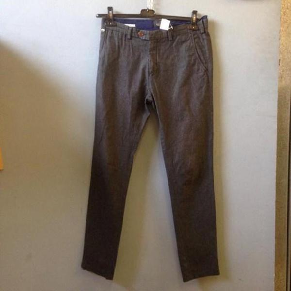 Pantalone uomo scotch&soda grigio