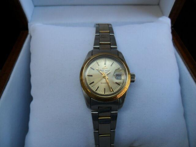 Philip-watch-caribbean-do nna-acciaio/oro-originale