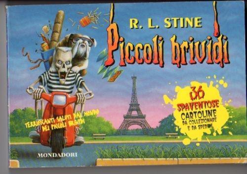 Piccoli brividi: 36 spaventose cartoline da collezzionare e