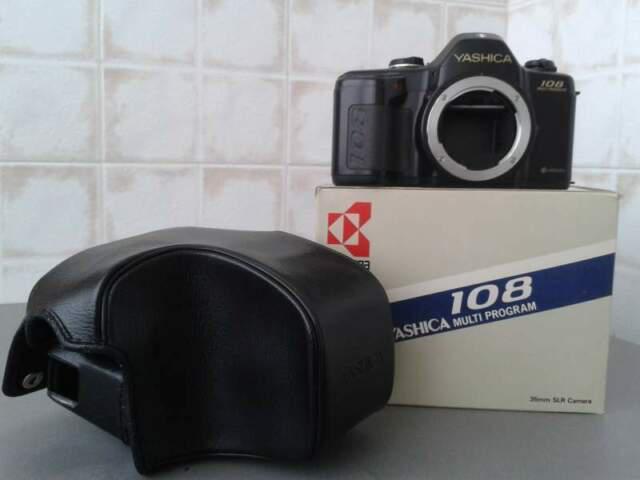 Reflex yaschica 108 (corpo)
