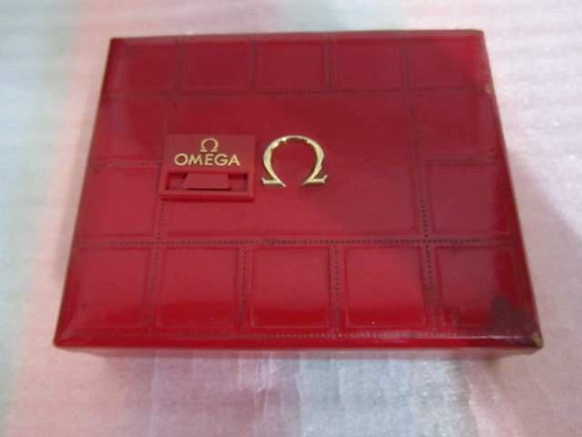 Scatola omega orologi.vintage..