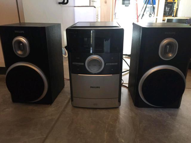 Stereo philips mc147/12 micro