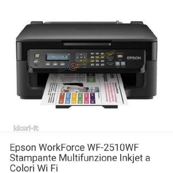 Vendo multifunzione wf-2510