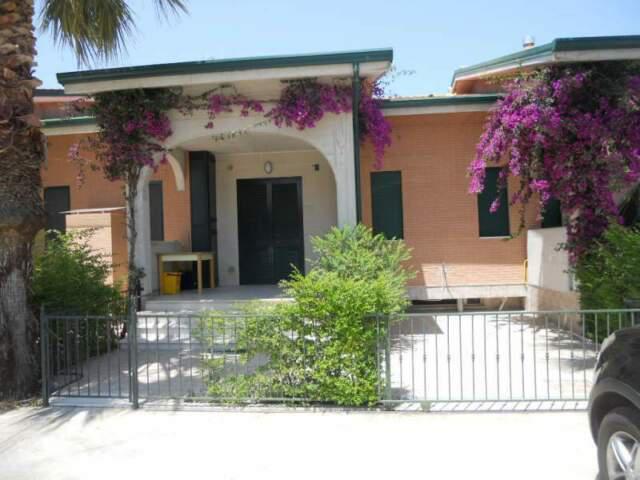 Villetta a schiera in residence privato