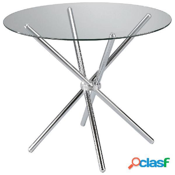 Tavolo domus steel