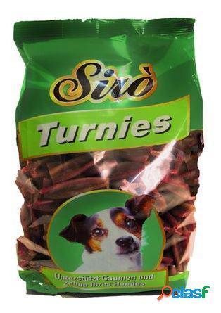 Sirò turnies snack per cani 650 gr