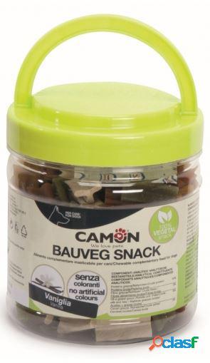 Camon bauveg snack per cane mini sticks per cani 4 colori 300 gr