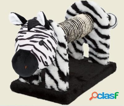 Gimcat tiragraffi scratchy cm 51x17x20 zebra