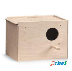 Padovan nido in legno l5 medium - inseparabili e cocorite