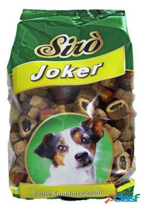 Sirò joker snack per cani 650 gr